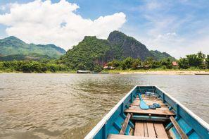 Laos-Luang Prabang, Circuit Des Minorités Laotiennes aux Temples d'Angkor