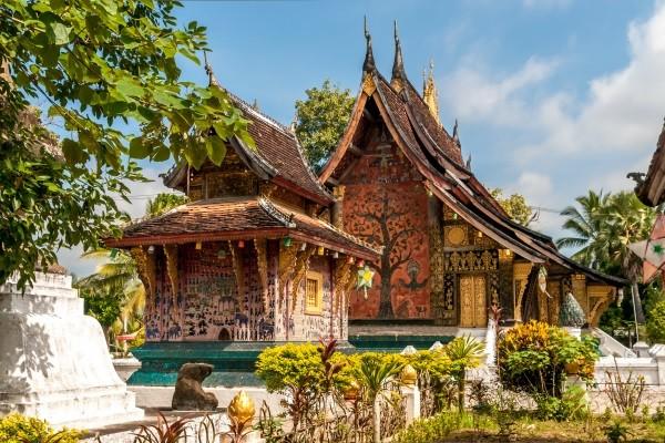 Monument - Circuit Des Minorités Laotiennes aux Temples d'Angkor Luang Prabang Laos