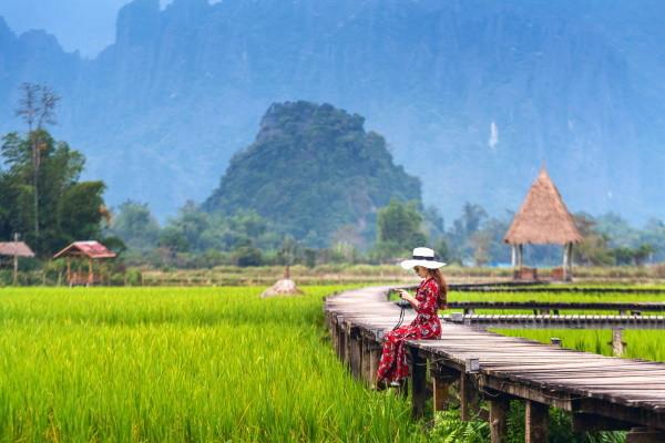 Nature - Circuit Confidentiel Indochine Luang Prabang Laos