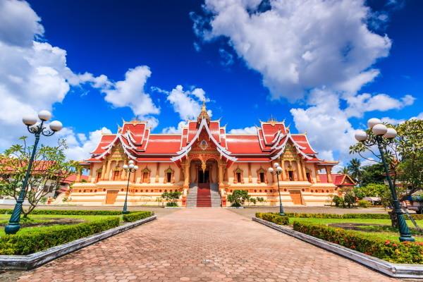 Ville - Circuit Indispensable Laos Luang Prabang Laos
