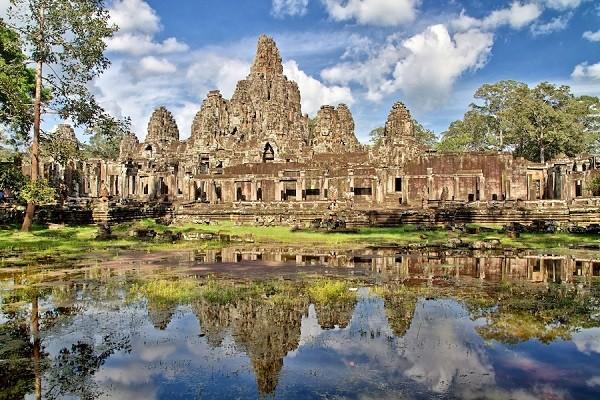 Monument - Circuit Combiné Laos Cambodge Vientiane Laos