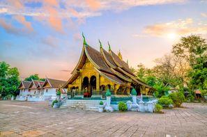 Laos-Vientiane, Circuit Splendeurs du Laos