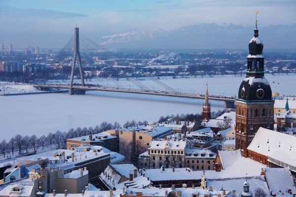 Autres - Circuit Les 3 Merveilles de la Baltique 4* Vilnius Lituanie