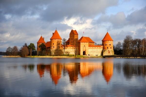 Ville - Circuit Les 3 Merveilles de la Baltique 4* Vilnius Lituanie