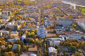 Lituanie-Vilnius, Circuit A la découverte des Pays Baltes