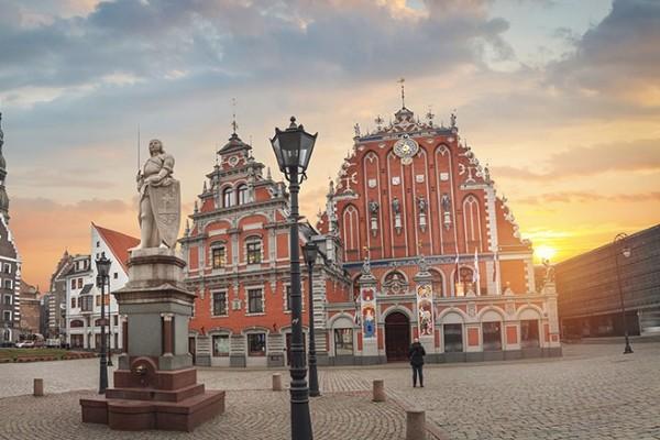 Ville - Circuit Découverte des Pays Baltes : Vilnius, Riga et Tallinn Vilnius Lituanie