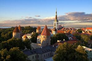 Lituanie-Vilnius, Circuit Découverte des 3 Pays Baltes