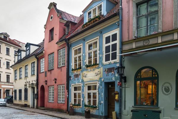 Ville - Circuit La Route de L'Ambre de Tallin à Vilnius Vilnius Lituanie