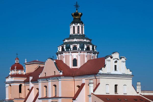 Monument - Circuit La Route de L'Ambre de Tallin à Vilnius Vilnius Lituanie