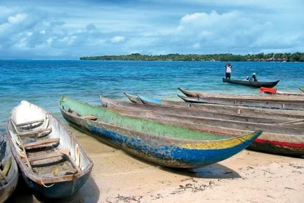 Barques - Splendeurs de Madagascar