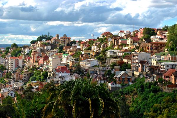 Ville - Circuit Splendeurs de Madagascar Tamatave Madagascar