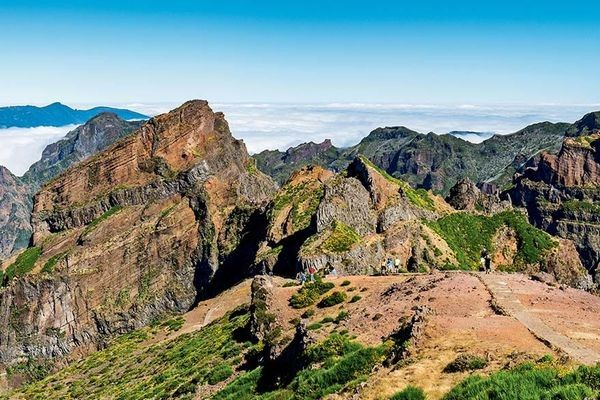 (fictif) - Combiné circuit et hôtel Echappée depuis le Riu Palace Madeira 4* Funchal Madère