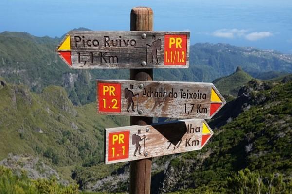 Randonnée Paneau - Funchal Saveur Nature