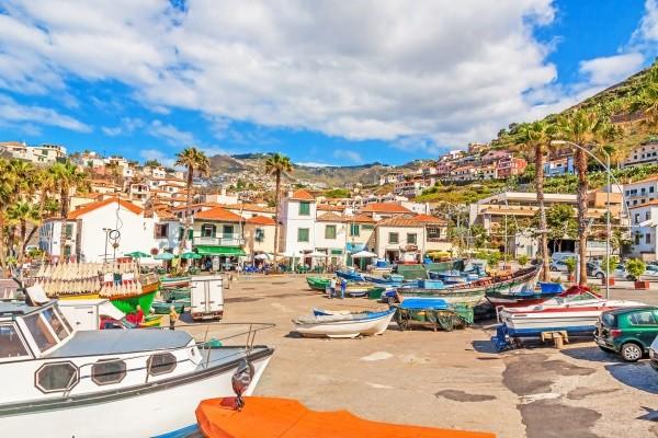 Ville - Circuit Nature et traditions au départ du Savoy Calheta 4* Funchal Madère
