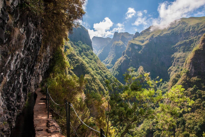 Nature - Circuit Randonnée le Long des Levadas au Dorisol 3* Funchal Madère