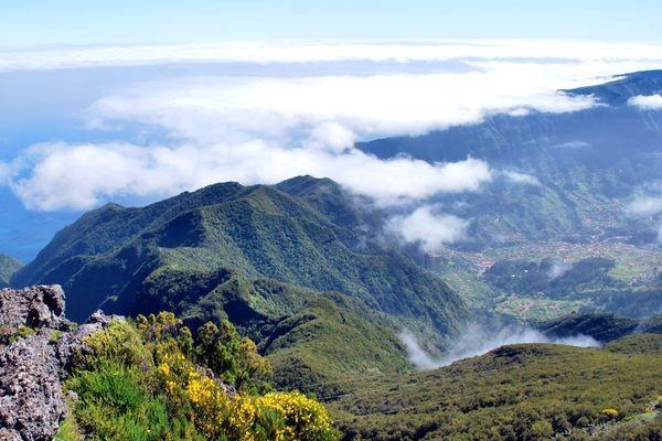 Nature - Circuit en étoile : Randonnées guidées à Madère 4* Funchal Madère