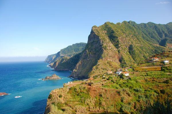 Nature - Circuit Nature et traditions, logement Framissima Calheta Beach 4* Funchal Madère