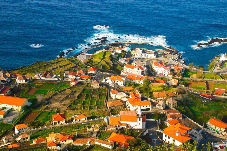 Ville - Circuit Nature et Traditions au Framissima Calheta Beach (7 nuits) 4* Funchal Madère