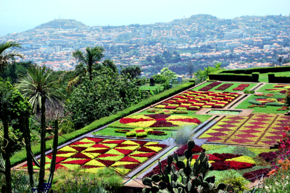Circuit Nature et traditions Funchal Madere
