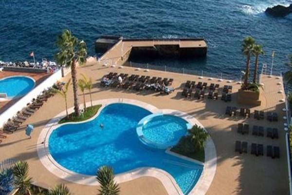 piscine - Echappée à Madeira Regency
