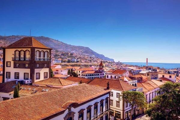 Ville - Circuit Visages de Madère Funchal Madère