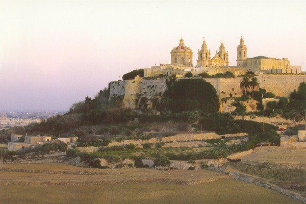 Forteresse - Cap sur Malte en hiver