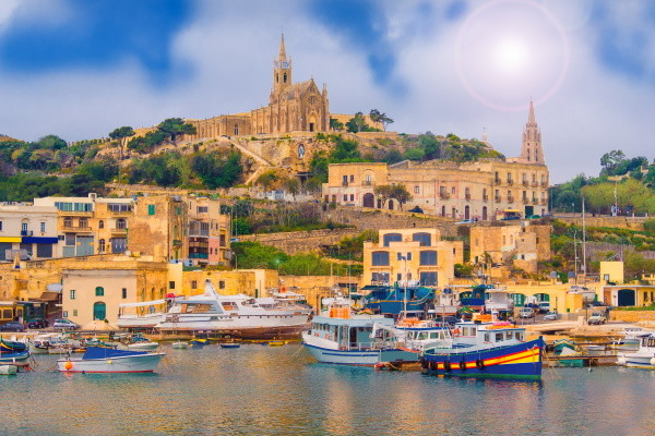 Ville - Circuit Au Cœur de Malte 4* La Valette Malte