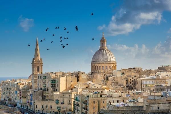 Ville - Circuit Echappée belle à Malte : circuit entre solos ! 3* La Valette Malte
