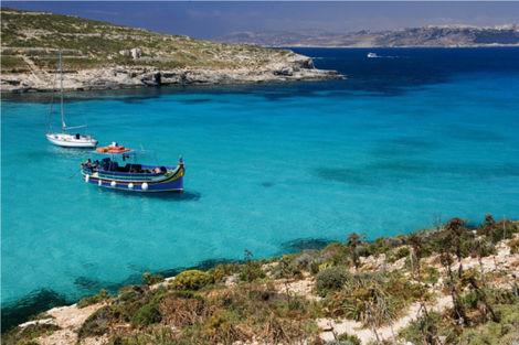 Circuit Saveur nature à Malte au départ du Top Club Riviera Resort 4*
