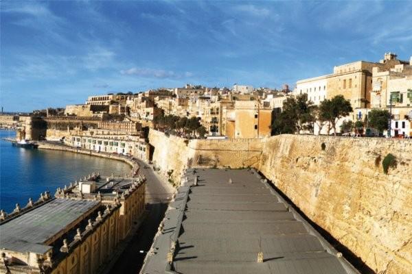 Ville - Circuit Saveur nature à Malte au départ du Top Club Riviera Resort 4* La Valette Malte
