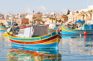 Vacances La Valette: Circuit FRAM Couleurs de Malte (Dolmen)