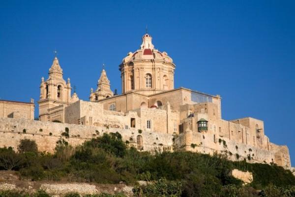 Monument - Circuit Couleurs de Malte 3* La Valette Malte