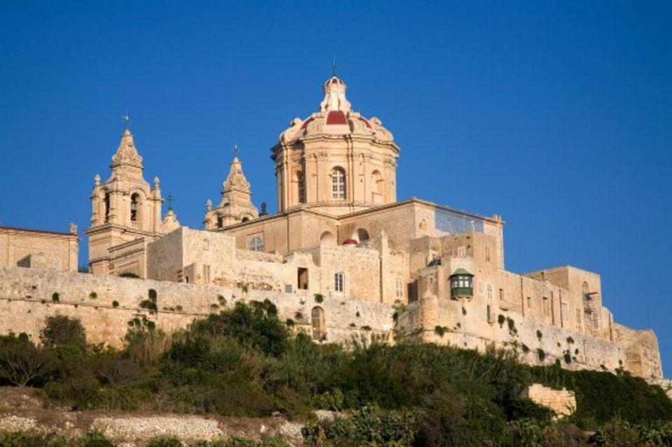 Circuit Couleurs de Malte La Valette Malte
