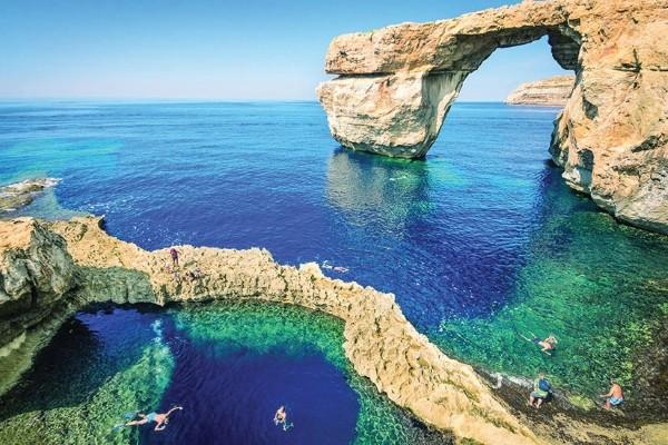 Nature - Circuit Malte, l'Île des Chevaliers 3* La Valette Malte