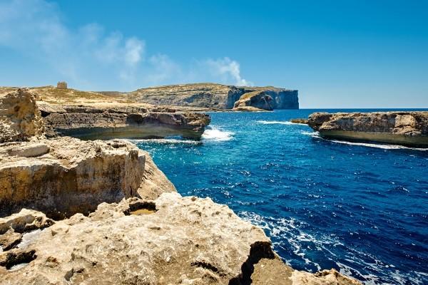 Plage - Circuit Le Vrai Cœur de Malte 3* La Valette Malte