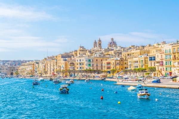 Ville - Découverte de Malte au départ de l'hôtel Gillieru 3*