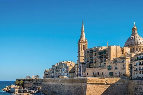 Ville - Circuit Malte, l'Île des Chevaliers 3* La Valette Malte