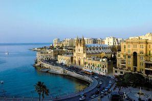 Malte-La Valette, Circuit Au coeur de Malte