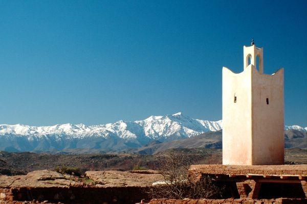 Geographie - Combiné circuit et hôtel Boucles Sahariennes en 4x4 et Framissima Les Idrissides & Spa (Labranda Rose) Marrakech Maroc