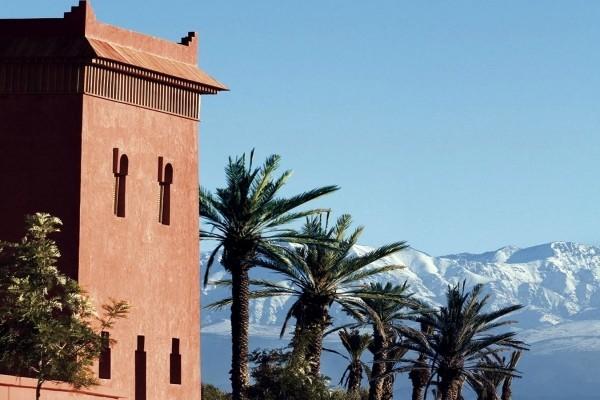 Autres - Circuit Trésors des villes impériales (pension complète) 3* Marrakech Maroc