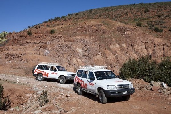 Nature - Circuit FRAM Boucles Sahariennes en 4x4 (circuit privatif) Marrakech Maroc