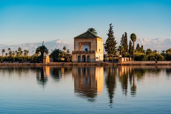 Nature - Découverte Marrakech et Villes Impériales Marrakech Maroc