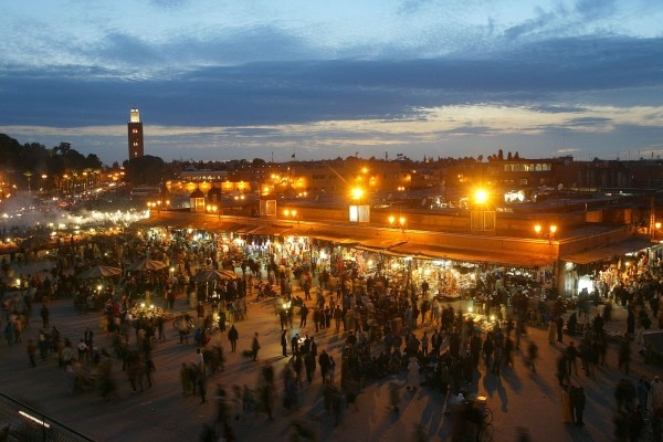 Ville - Circuit Grand Sud Maroc 3* Marrakech Maroc