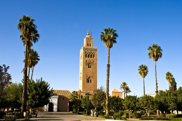 Monument - Circuit Villes Impériales Marrakech Maroc