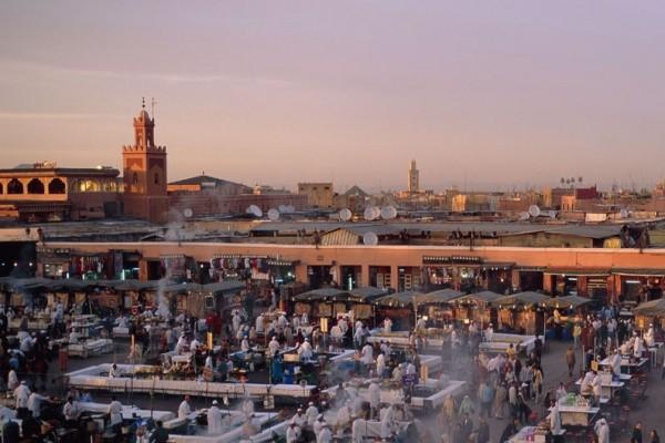Ville - Circuit Merveilles impériales et magie du sud 3* Marrakech Maroc
