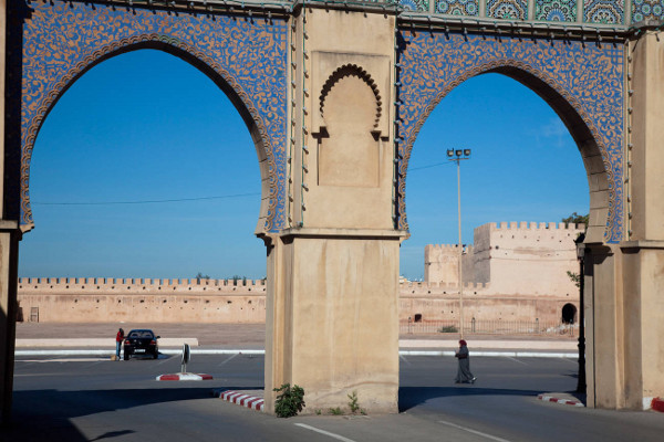 Ville - Circuit FRAM Grand Tour du Maroc Marrakech Maroc