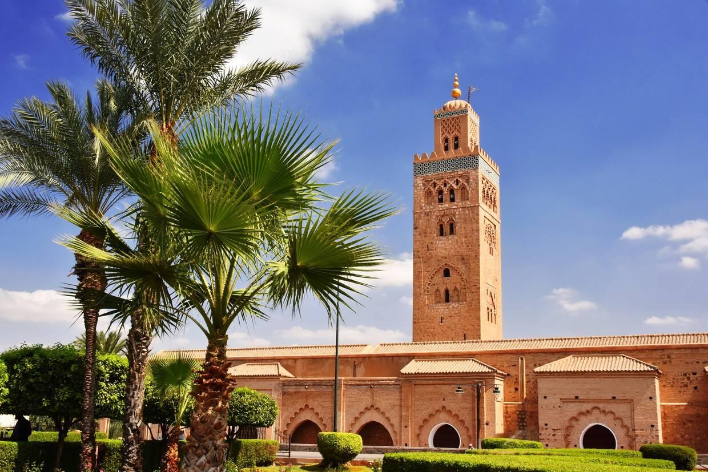 Monument - Villes Impériales 3* Marrakech Maroc