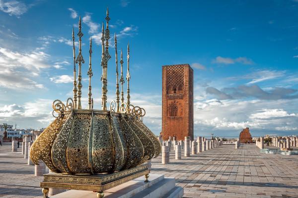 Monument - Circuit FRAM Les Villes Impériales Marrakech Maroc