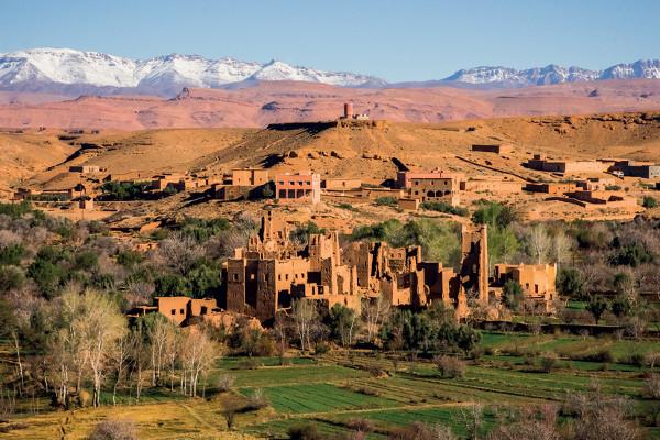Nature - Hôtel Splendeurs Marocaines 3* Marrakech Maroc