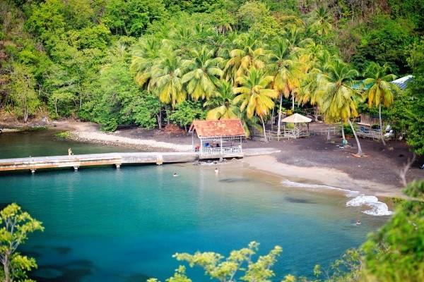 Plage - Circuit Echappée Martinique insolite Fort De France Martinique